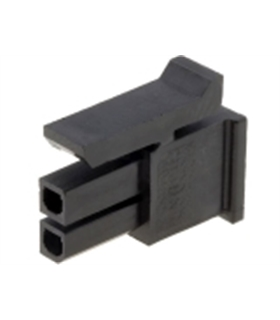 MX-43025-0200 - Ficha Molex MicroFit 2 Pinos Femea - 69MF2F