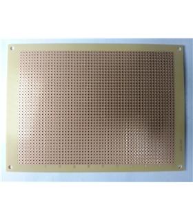 Placa C.I. Furos de pontos isolados 160x115x1.6mm - MX0961323