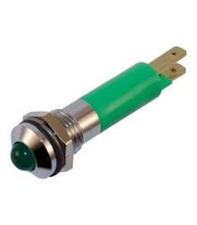 Sinalizador 24Vdc Verde - 3132948