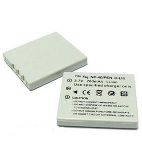 NP-40 -  Bateria 3.7V 900mAh para câmara - NP40-900