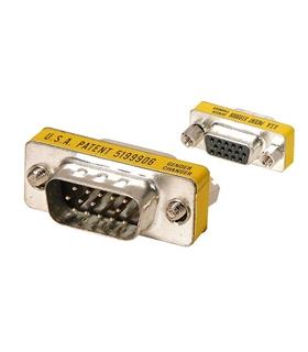 Adaptador 15P DHD Macho/Fêmea - Unitário - AB9055
