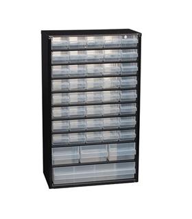 Armário Organizador em Metal com 44 gavetas - 510X306X147mm - MX126762