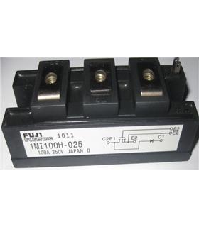 1MI100H-025 - Transistor Modulo 250V 100A FUJI - 1MI100H-25