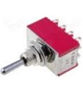 Interruptor Alavanca 4 Circuitos 3 Posições - 9144C3P