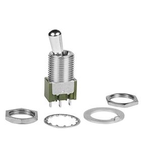 Interruptor alavanca SPDT ON-OFF-ON - M2013B2B1W01