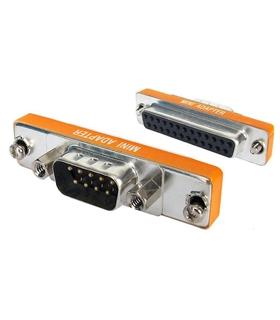Adaptador DB09M/25F mini - AB9149