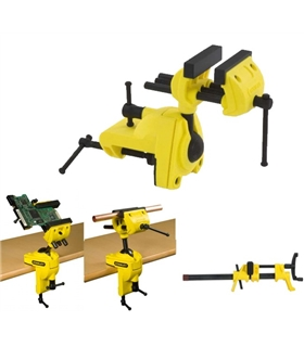 STANLEY 1-83-069 Torno Multi-Angulo 76.2MM - 1-83-069