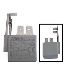 Condensador Antiparasitario 0.1uF(X2)+2.2MR 15000pF(Y2)x2 - 31610015000AP