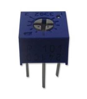 3362P-1-103LF - Potenciometro Trimmer 10k 3 Pinos - 3362P1103LF