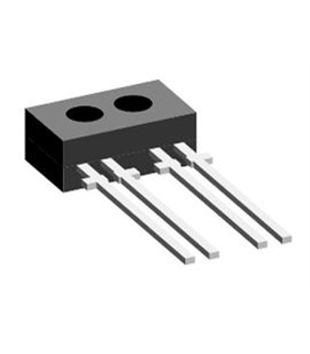 TCRT1000 - SENSOR, OPTICAL, 4MM, TRANSISTOR O/P - TCRT1000