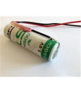 LS17330PR - Pilha Litio 3.6V 2.1A com fios - 169LS17330PR