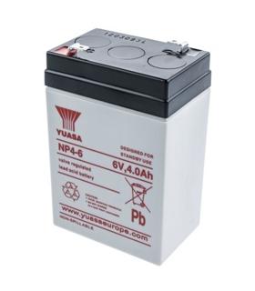 Bateria 6V 4A Yuasa - 64Y