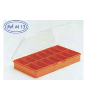 Mini Contentor Suc M13 Laranja - SUCM13O