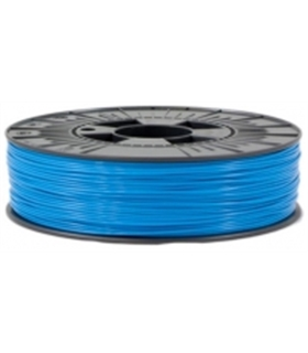 Rolo de filamento de impressão 3D em PLA de 1.75mm 750g - PLA175D07