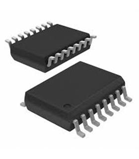 MAX232ECDR - Transceptor, 250Kbps, RS232 SOIC-16 - MAX232ECDR