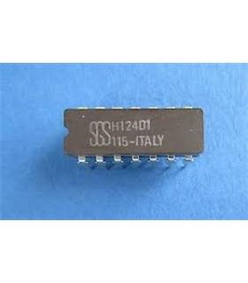 CD74HCT132 - QUAD 2-INPUT SCHMITT NAND GATE - CD74HCT132