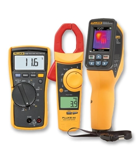 Fluke VT04 - Visual IR Thermometer w/PyroBlend Plus Optics - FLUKEVT04