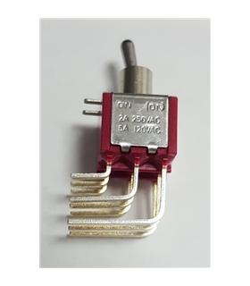 Interruptor  Alavanca 3C 1 Teimoso 90º - 9143C1T90