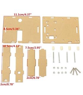 Caixa Para Testador de componentes passivos - CXLCR-T4