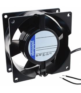 Ventiladores 24V 80x80x32mm 1W - 8314L