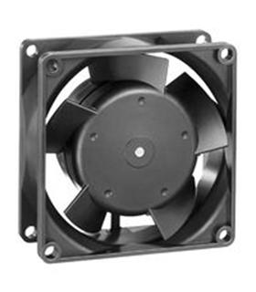 Ventilador 220V 120X120X38mm Pás Metálicas - V22012M