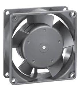 Ventilador 48V 80x80x32mm 3W - TYP8318