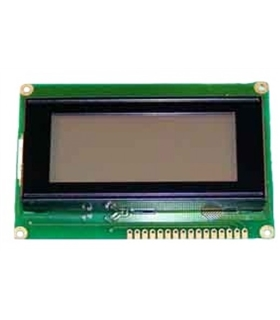 C-2607 - Display Alfanumerico 16X4, 87x60mm - C2607