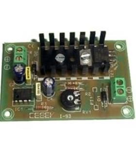 I-92 - Temporizador Intermitente 0.1 a 0.5s 230vac - I92