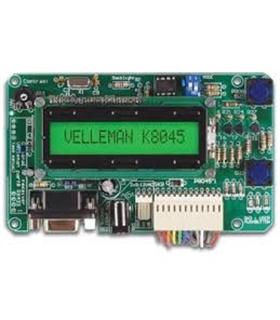 Kit Quadro De Mensagens - K8045 - Velleman - K8045