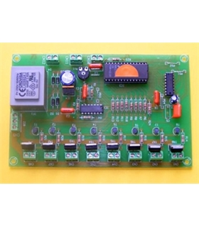 Sequenciador 8 Canais - Cebek L-8 - L8