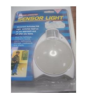 Sensor Com Lâmpada Encorporada - 411