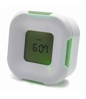 Termómetro Com Relógio e Despertador - 107243