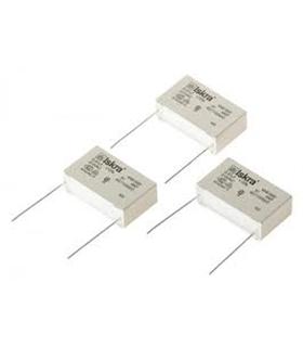 Condensador Filtragem 0.33uF 275Vac x2 - 316330F