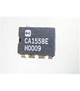 CA1558E - OP AMP, DUAL COMPENSATED, 1458, DIP8 - CA1558