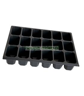 H220355 - Placa de 18 Compartimentos para SysCon - H220355