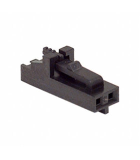 MX-70066-0176 - Ficha Femea Molex 2 pinos 2.54mm - MX700660176