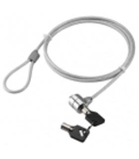 Cadeado com Chave para Portatil Goobay 1.5m - 93037