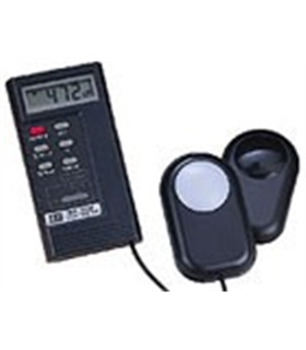 TES-1334 - High Accuracy Selectable Lux & Ft-cd Meter - TES1334