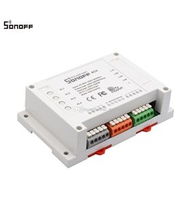 Sonoff 4CH - 4 Channel WiFi Wireless Switch - MX160913003