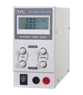 AX-3005D - Fonte de Alimentaçao de Bancada 0-30V 0-5A - AX3005D