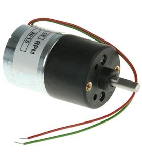 Motor Relacao 90:1 8Ncm 18rpm 12VDC - MX2456102