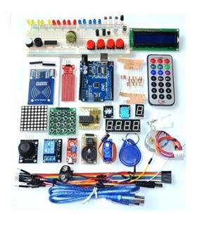 Starter Kit Arduino RFID - ARDUKIT02