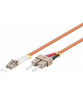 Cabo Fibra Optica Multimode LC/SC 2mts - MX96142