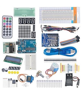 KT0001 - Kit Iniciacao Arduino Uno - ARDKT0001