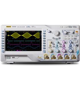 DS4024E - Osciloscópio Digital 200MHz, 4 canais - DS4024E