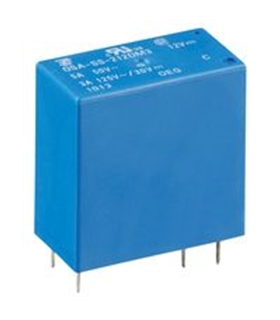 OSA-SS-224DM3 - Rele DPST-NO 24VDC - OSASS224DM3