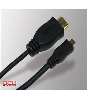 DCU30501510 - Cabo HDMI M / M Micro 0,5mt V1.4 - DCU30501510