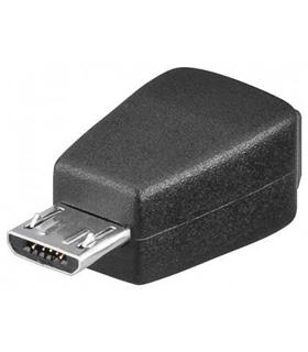 Adaptador 2.0 Micro USB B Macho - Mini USB B Fêmea - MX93983