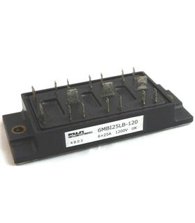 6MBI25LB-120 - Modulo Igbt 25A 1200V - 6MBI25LB-120