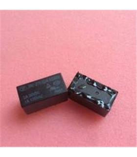 HFD27/024-M - Rele DPDT 24VDC 1A/125VAC - HFD27/024-M